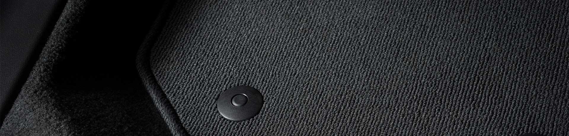 black floor car mat