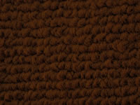 Loop Pile Dark Brown